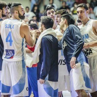 argentina tiene equipo para enfrentar la segunda ventana fiba