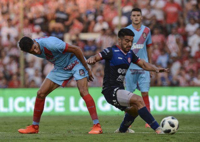Unión fue pura impotencia y empató sin goles ante Arsenal en Santa Fe