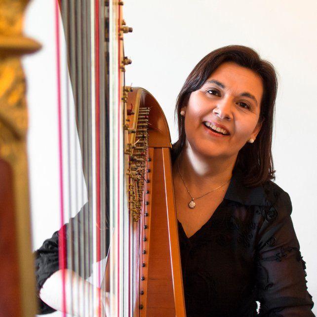 Marcela Méndez. Docente organizadora.