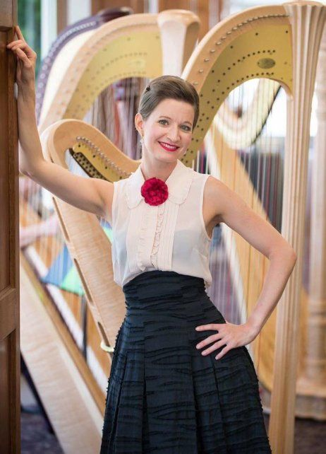 Concertista. La genial María Luisa Rayan también formará parte de las presentaciones abierta al público.