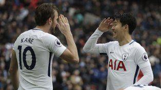 El Tottenham de Pochettino festejó ante Arsenal en el derby de Londres