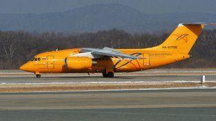 La nave habría desaparecido de las pantallas del radar después de abandonar el aeropuerto Domodedovo de Moscú.