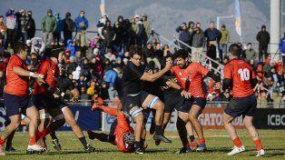 Argentina XV festejó en Ushuaia