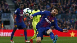 Barcelona no pudo romper la paridad frente a Getafe