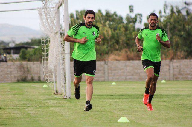 Zamora intentará cambiar su historia en la Copa Sudamericana