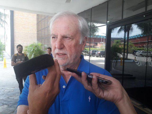 Vignatti sobre la Copa Sudamericana: Queremos llegar a las instancias decisivas