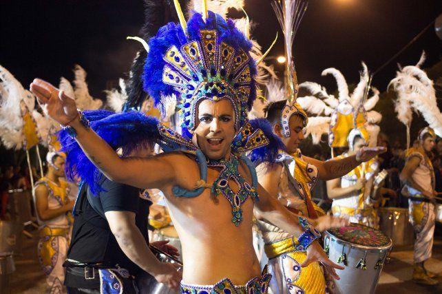 Más de 15 mil personas disfrutaron de Carnavales entre Todos