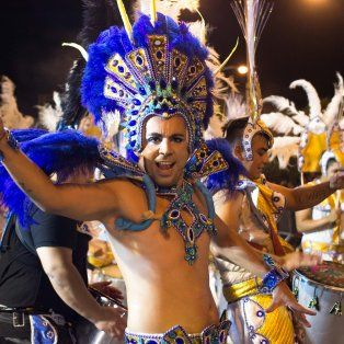 mas de 15 mil personas disfrutaron de carnavales entre todos