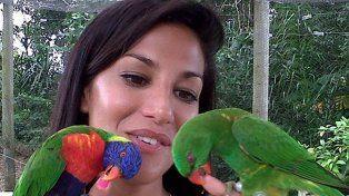 Las postales hot de Silvina Escudero en las playas uruguayas
