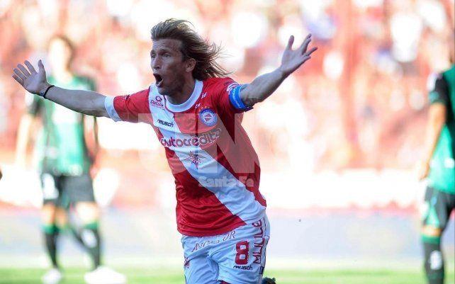 Gastón Machín agradeció el apoyo en un delicado momento