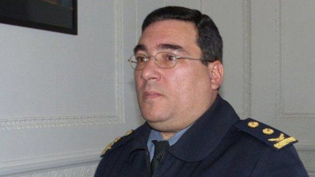 Asume el nuevo jefe de la Policía santafesina