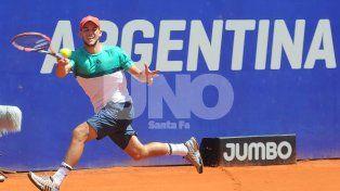 Thiem se roba todas las miradas en el Argentina Open