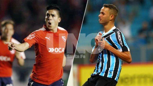 Independiente quiere sacar ventaja frente a Gremio