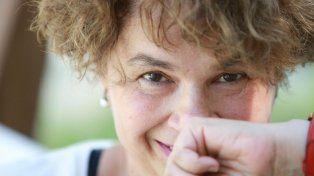 Ysabel Tamayo.La reconocida cantautora e intelectual venezolana residente en Santa Fe desde hace varios años