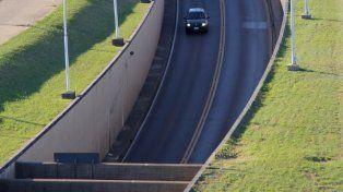 Más de 76.500 vehículos transitaron por el Túnel Subfluvial durante el fin de semana largo