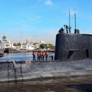 el gobierno lanzo una recompensa de 98 millones de pesos para hallar el submarino ara san juan