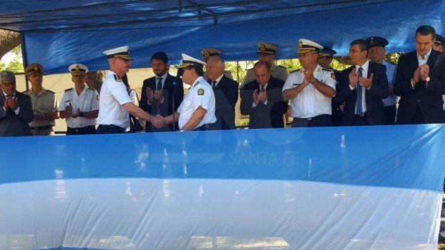 Asumió el nuevo Jefe de la Policía santafesina