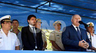 Lifschitz puso en funciones al nuevo jefe de Policía de la provincia