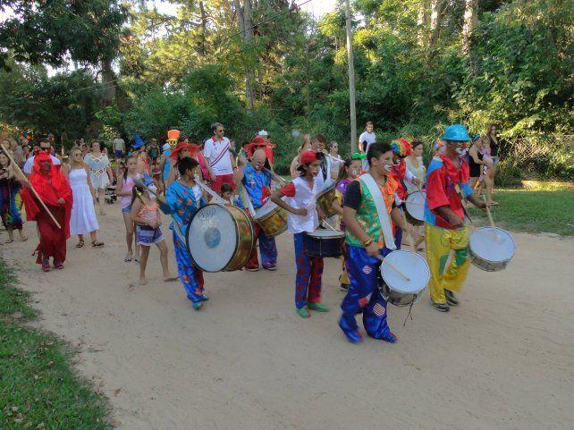 El carnaval copará las calles de Villa California