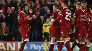Liverpool liquidó la serie