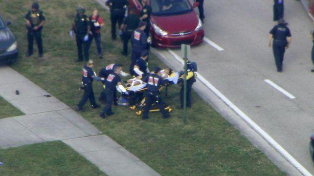 Tiroteo en una escuela de Florida: Al menos 7 muertos y 14 heridos