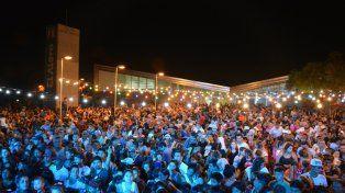 Miles de santafesinos disfrutaron del carnaval en el Tríptico de la Imaginación y en el Alero