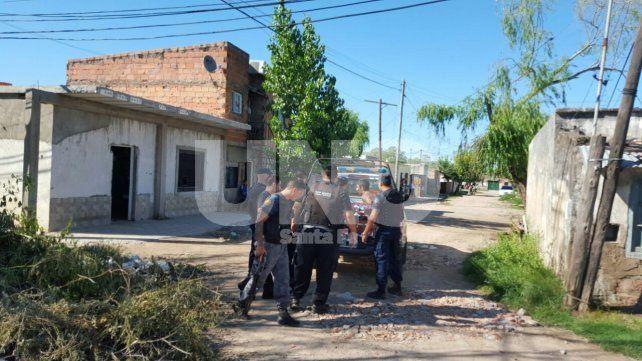 Joven baleado en la cabeza en barrio Chalet pelea por su vida