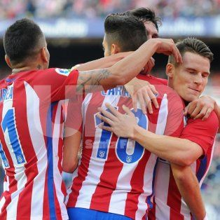 el atletico madrid se enfoca en la europa league