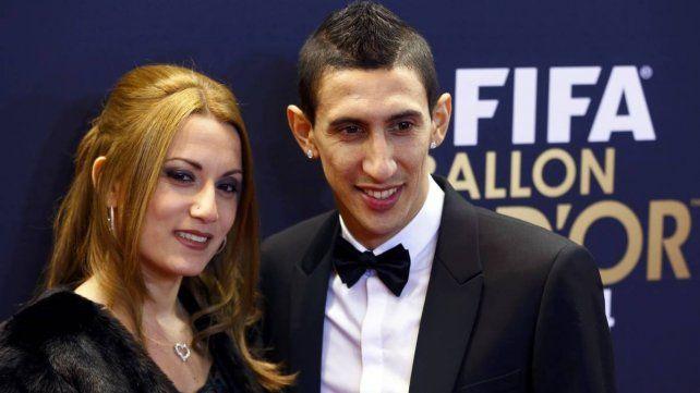 La mujer de Di María atacó al técnico de PSG