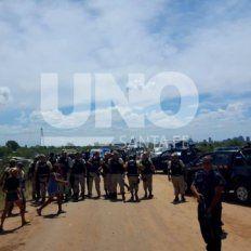 VIDEO: el momento de la detención del presunto asesino