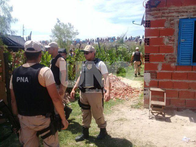 VIDEO: el asesinato de la docente desató una pueblada en Alto Verde