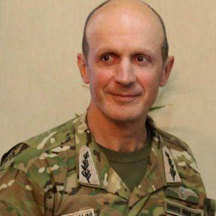 Cambio. Claudio Pasqualini es el nuevo jefe del Ejército, en reemplazo de Diego Suñer.