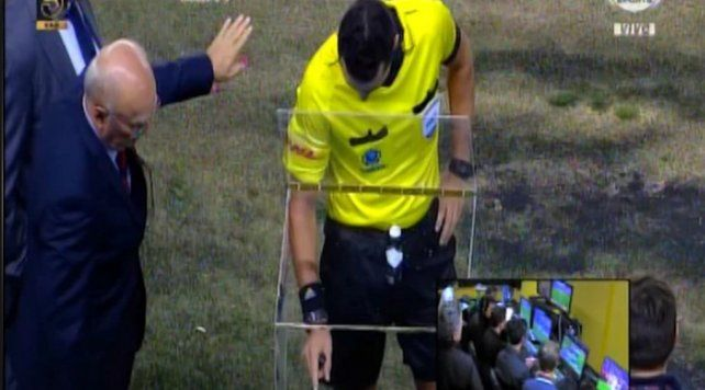¿VAR en la Supercopa Argentina?