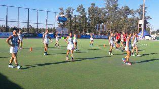 Las Leonas juegan en Rosario