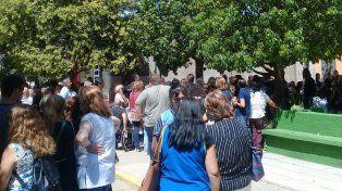 El entierro de Vanesa Castillo será hoy a las 18