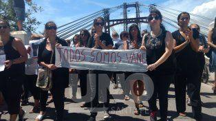 Más de mil personas pidieron ¡Justicia por Vanesa Castillo!