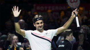 Roger Federer vuelve a ser el mejor del mundo