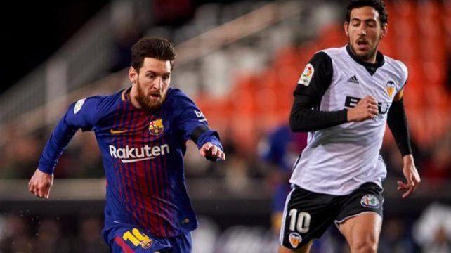 Barcelona busca volver al triunfo