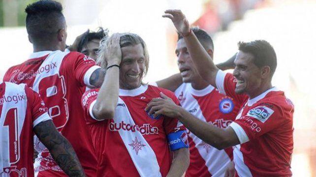 Argentinos recibe a Atlético Tucumán