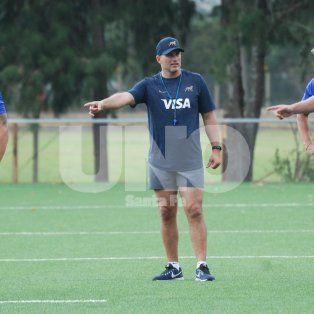 argentina xv juega en maldonado