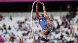 Germán Chiaraviglio arrancó el año con una medalla de oro