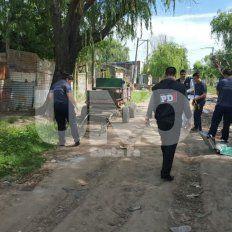 El homicidio tuvo lugar en las calles de Santa Rosa de Lima
