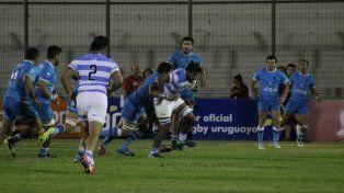 Argentina XV ganó en Uruguay