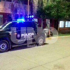 El brutal ataque tuvo lugar en una vivienda ubicada en avenida Santa Fe al 100 de la ciudad de Recreo