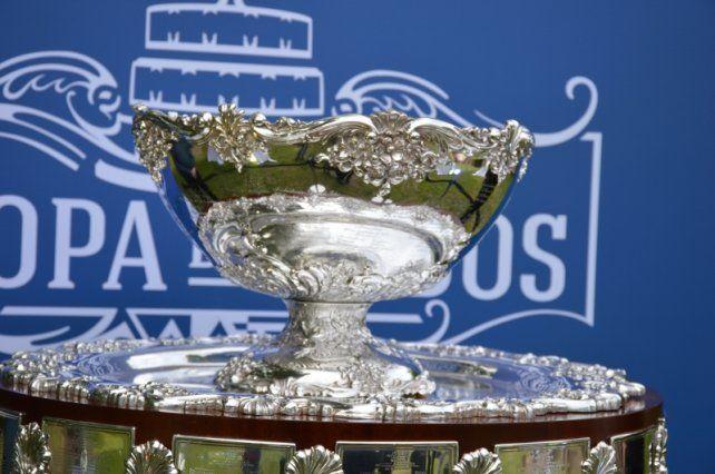 Se confirma este lunes a San Juan como sede la próxima Copa Davis
