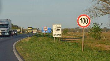 la provincia cuestiono la ley que rebaja los montos de las multas