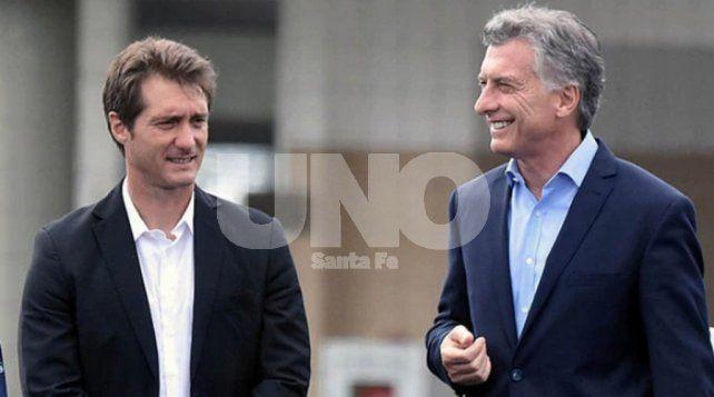 Macri recibió al entrenador de Boca