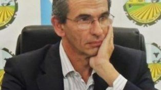 Víctima. Fabbroni fue amenazado la semana pasada por un empresario de su ciudad.