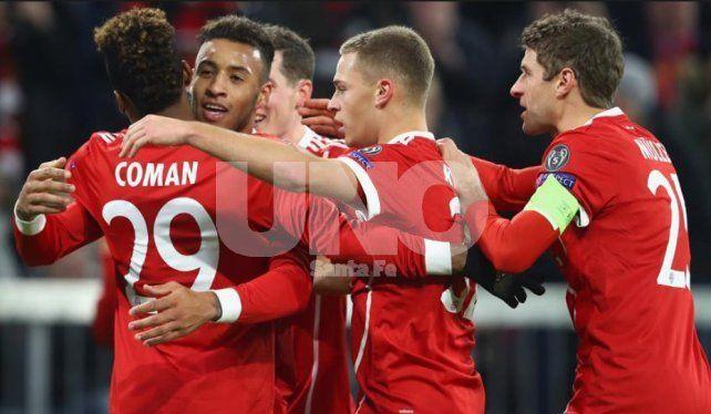 Bayern Múnich espera por Besiktas en un duelo atrapante
