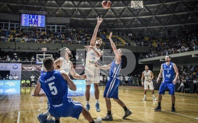 La Selección Argentina inicia su trabajo para la segunda ventana FIBA